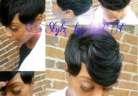 Cozy short quickweave quick weave hairstyles weave hairstyles African American Short Quick Weave Hairstyles Ideas