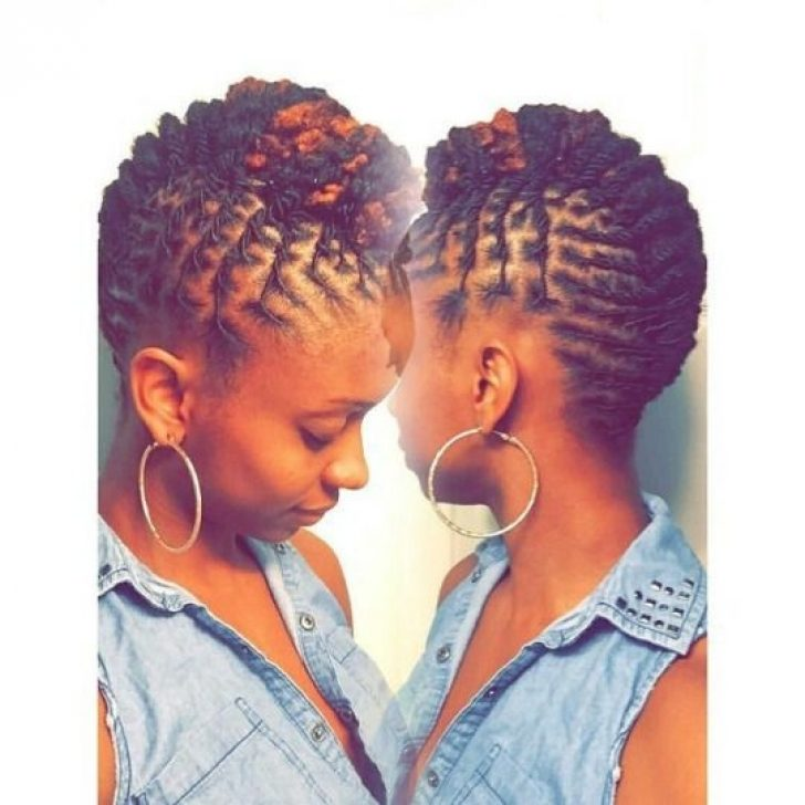 Permalink to Perfect Hair Styles For Short Locs