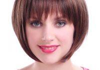 cute bangs 16 short hairstyles with bangs side fringes Cute Short Haircuts With Bangs Ideas