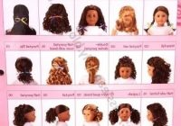 cute hairstyles for your american girl doll pictures Hairstyles For Your American Girl Doll With Short Hair Designs
