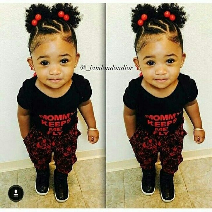 Permalink to 11 Stylish African American Baby Girl Hairstyles