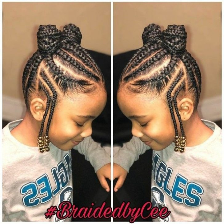 Permalink to 10 Cozy Little Girl Braids African American Inspirations