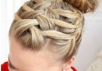 Elegant 101 romantic braided hairstyles for long hair and medium hair Easy Braided Hairstyles For Medium Hair Choices
