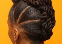 Elegant 105 best braided hairstyles for black women to try in 2020 Braids For Black Natural Hair Choices