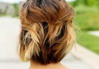 Elegant 11 easy ways to style short hair in 10 minutes or less Good Ways To Style Short Hair Choices
