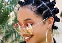 Elegant 12 chic natural hairstyles for short hair to copy right now Haircuts For Short Natural Hair Inspirations