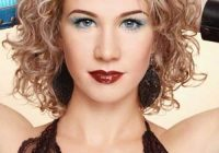 Elegant 15 curly perms for short hair Short Perm Hair Style Inspirations