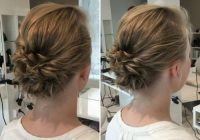 Elegant 19 cute easy updos for short hair Easy Updos For Short Hair With Bangs Choices