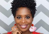 Elegant 19 hottest short natural haircuts for black women with short Funky Short Haircuts For Black Hair Choices