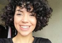 Elegant 20 latest short curly hairstyles 5 cute curly bob Cute Curly Hairstyles For Short Hair With Bangs Choices