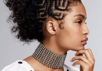 Elegant 20 stunning braids for short hair you will love the trend Natural Hair Braid Styles For Short Hair Inspirations