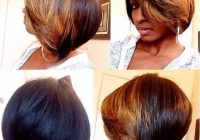 Elegant 20 trendy bob hairstyles for black women styles weekly Short African American Bob Hairstyles Ideas
