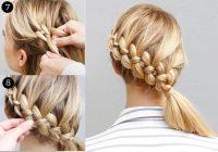 Elegant 21 braids for long hair with step step tutorials Long Hair Braided Styles Ideas