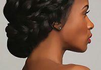 Elegant 24 black women wedding hairstyles see more httpwww African American Girl Hairstyles For Weddings