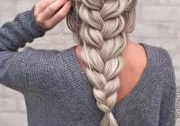 Elegant 24 different types of braids every woman should know Different Styles Of Hair Braids Ideas