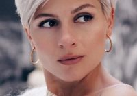 Elegant 25 beautiful short hairstyles for thick hair Really Short Haircuts For Thick Hair Ideas