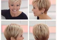Elegant 25 easy short hairstyles for older women popular haircuts Womens Short Haircuts Front And Back Inspirations