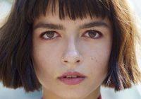Elegant 26 short hair with fringe inspiration for 2020 Short Hair With Full Fringe Choices