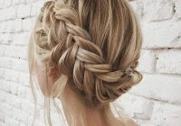 Elegant 27 braid hairstyles for short hair that are simply gorgeous French Braid Ideas For Short Hair Ideas