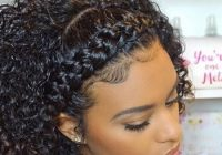 Elegant 30 best braids braided hairstyles naturallycurly Braid Hairstyles For Short Curly Hair Inspirations
