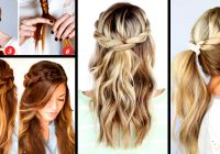 Elegant 30 cute and easy braid tutorials that are perfect for any Braid Hairstyles For Long Hair Tutorial Choices