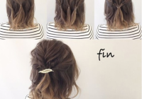 Elegant 30 easy half up hairstyles thatll only take minutes to Easy Half Up Half Down Hairstyles For Short Hair Ideas