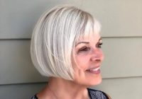 Elegant 33 youthful hairstyles and haircuts for women over 50 in 2020 Short Hairstyles For 55 Year Old Woman Inspirations