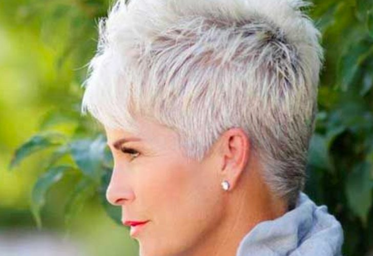 Permalink to 11 Awesome Short Haircuts For Old Ladies Gallery