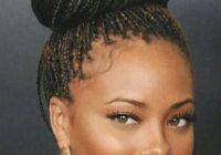 Elegant 35 micro braids hairstyles for african american women Wedding Hairstyles For Micro Braids Ideas