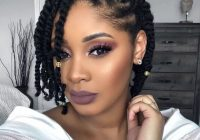 Elegant 35 natural braided hairstyles without weave African Natural Hair Braiding Styles Ideas