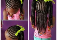 Elegant 40 braids for kids 40 braid styles for girls toddler Little Black Girls Braided Hair Styles Inspirations