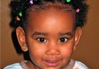 Elegant 40 new african american black toddler girl hairstyles 2020 African American Baby Hair Styles