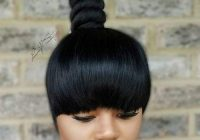 Elegant 41 top shoulder length hairstyles for black women in 2020 Quick African American Hairstyles