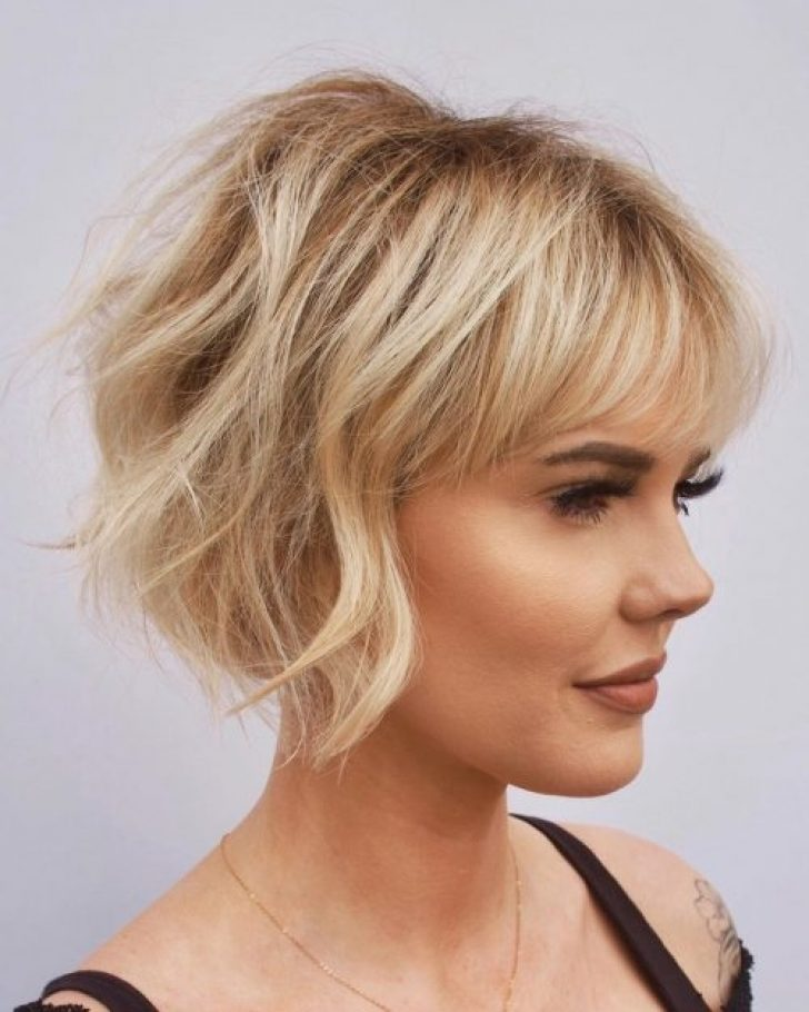 Permalink to 10 Beautiful Photos Of Short Haircuts For Fine Hair