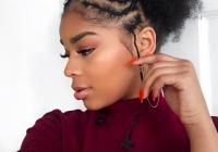 Elegant 50 african american natural hairstyles for medium length Hairstyles African American Natural Hair Ideas