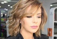 Elegant 50 fresh hairstyle ideas with side bangs to shake up your style Cute Hairstyles For Short Hair With Bangs To The Side Inspirations
