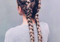Elegant 50 gorgeous braids hairstyles for long hair Long Hair Braided Styles Choices