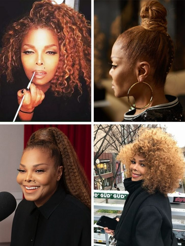 Permalink to 10 Stylish African American Celebrity Hairstyles Gallery