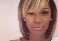 Elegant 50 short hairstyles for black women stayglam short African American Hairstyles With Blonde Highlights Ideas