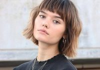 Elegant 50 ways to wear short hair with bangs for a fresh new look Cute Hairstyle For Short Hair With Bangs Ideas