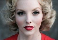 Elegant 50s pinup hair styles vintage hairstyles retro hairstyles Pin Up Style For Short Hair Choices