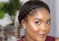 Elegant 56 best natural hairstyles and haircuts for black women in 2020 Styling African American Hair Ideas