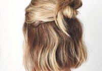 Elegant 59 cute easy updos for short hair 2020 styles Cute Easy Updo Hairstyles For Short Hair Choices