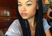 Elegant 66 of the best looking black braided hairstyles for 2020 Different Braid Styles For African Americans