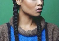 Elegant 66 of the best looking black braided hairstyles for 2020 French Braids Styles Black Hair Ideas
