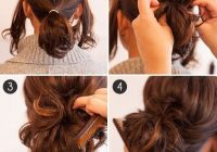 Elegant 8 cute short hairstyles for everyday wear hair styles Everyday Updos For Short Hair Choices