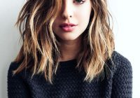 Elegant 9 medium messy wave haircut hair styles short hair Style Medium Short Hair Choices