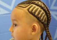 Elegant 90 cool haircuts for kids for 2020 boy braids hairstyles Braiding Hairstyles For Little Boys Inspirations