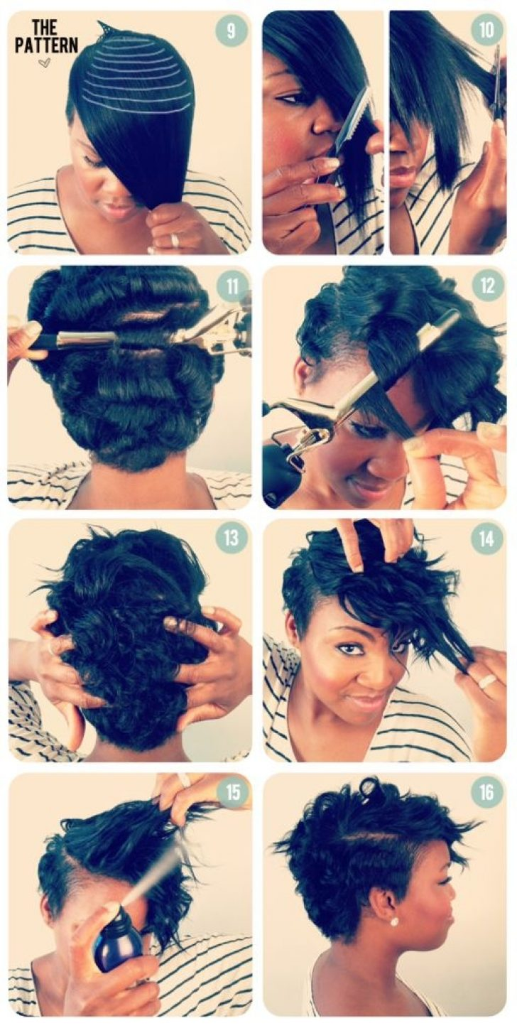 Permalink to Fresh Short Black Hairstyles To Do At Home Gallery