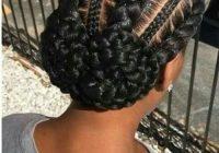 Elegant african american short hairstyles short hair African American Natural Braided Hairstyles Designs
